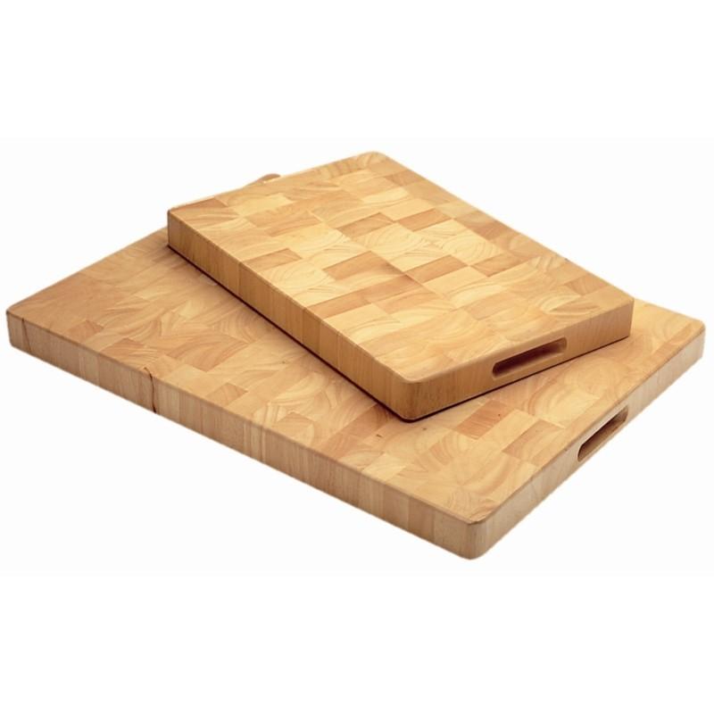 Tablas de corte de madera