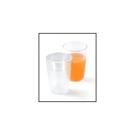 Vaso de policarbonato de 250 cc.