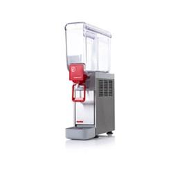Distribuidora de bebidas con depósito de 8 litros de capacidad