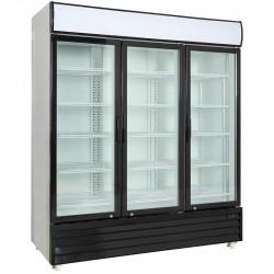 Armario expositor refrigerado 3 puertas, 1500 litros. CST1600
