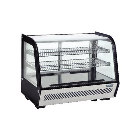 Unidad de vending expositora refrigerada Polar - 160 litros de capacidad