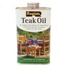 Aceite para teka Rustin's de 1 litro