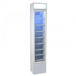 Expositor refrigerado extra delgado para bebidas