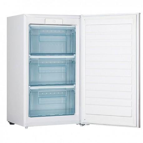 Congelador bajo mostrador 54 litros blanco