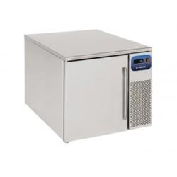Abatidor de temperatura - congelador compacto Edesa con capacidad 3 GN 1/1 y panel estándar