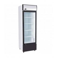 Armario refrigerador SUBCERO (-5º - +5ºC) ESPECIAL CERVEZA de 360 litros con 1 puerta de cristal SZ360