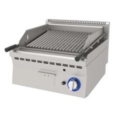 Cocina a gas 2 fuegos con soporte fondo 550mm TINTÓ serie Eco Modelo 2F80