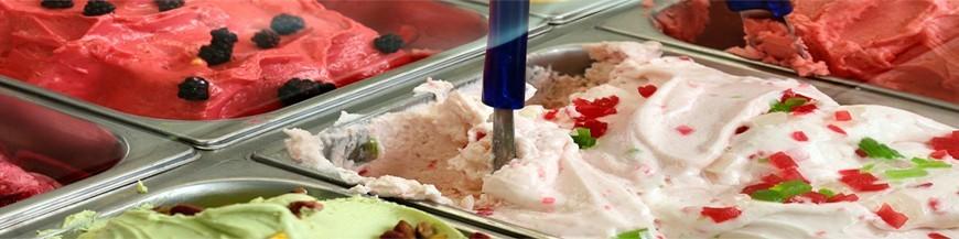 Maquinaria para heladerías